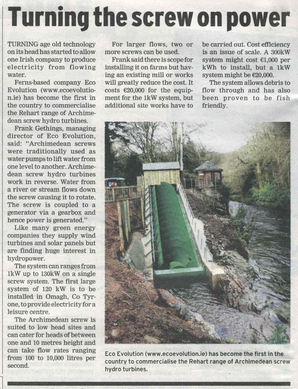 Farmers Journal - 14 November 2009
