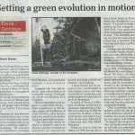 Setting a green evolution in motion – featured in the Sunday Business Post