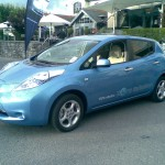 Nissan have turned over a New LEAF!