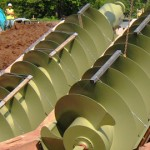 Archimedean Screw Hydro Turbine – Fish friendly generation