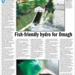 Fish-friendly Hydro for Omagh – Farm Week Editorial