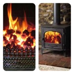 Chooseday's Choice! ~ Open Fire or Stove?