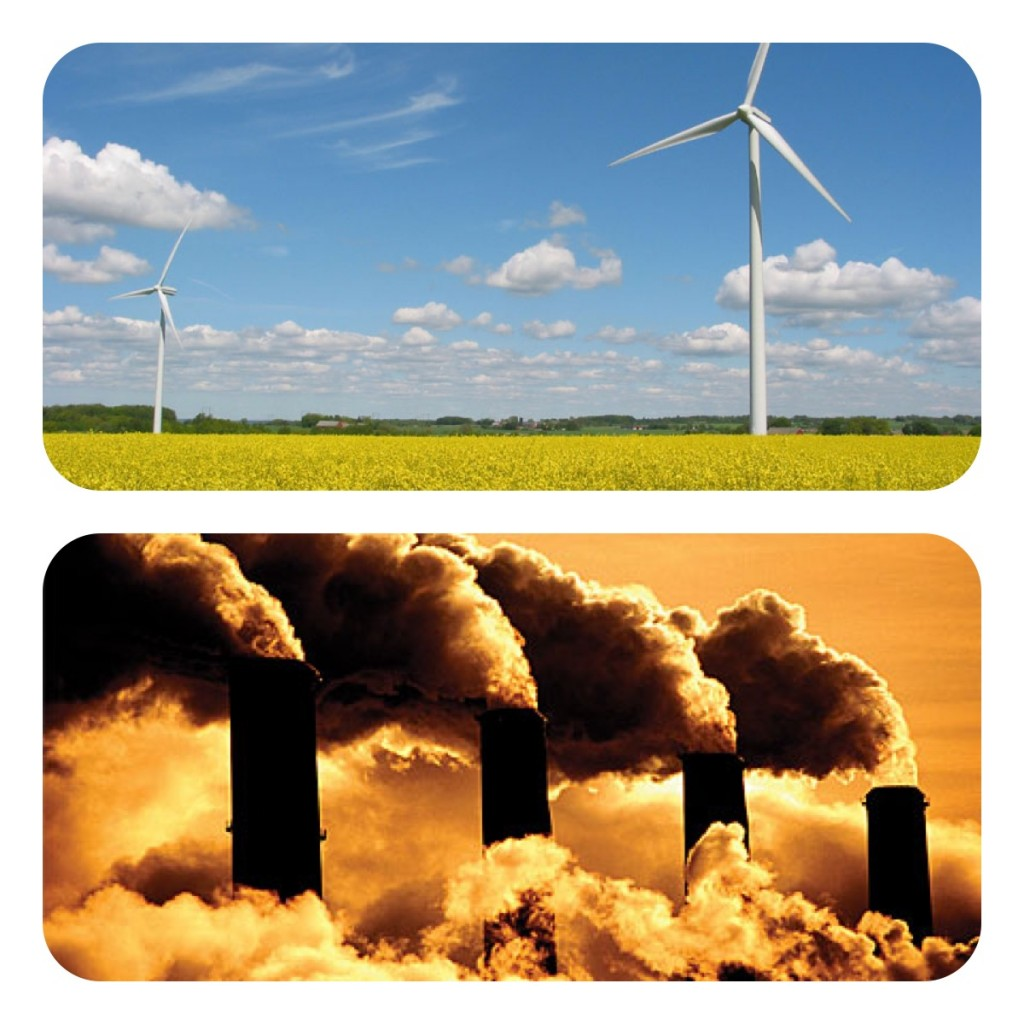 Renewable Energy or Fossil Fuels?