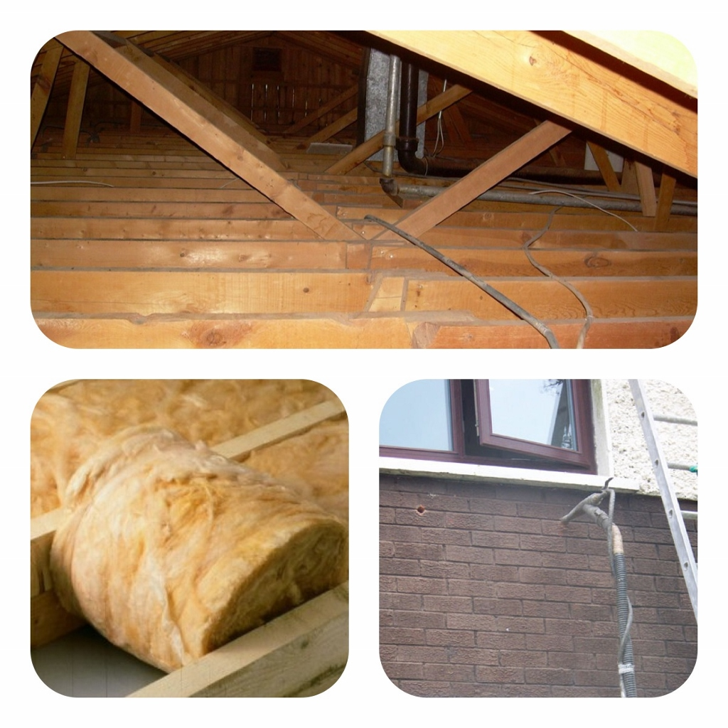 Do you have attic and wall insulation?