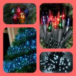Chooseday's Choice! ~ LED's or Traditional Christmas lights?