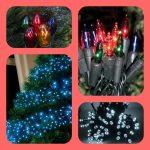 Chooseday's Choice! ~ LED's or Traditional Christmas lights?