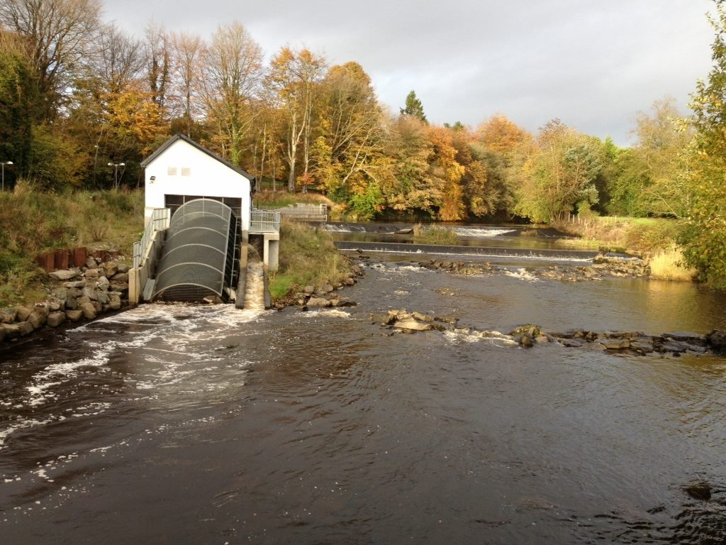 2nd hydro scheme installed in Northern Ireland for Omagh District Council