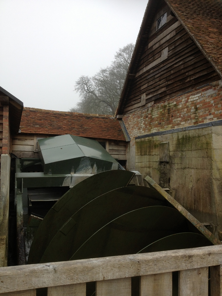 Archimedean Screw