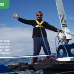 Aquair 100 ~ Hybrid wind & water power for long distance sailing