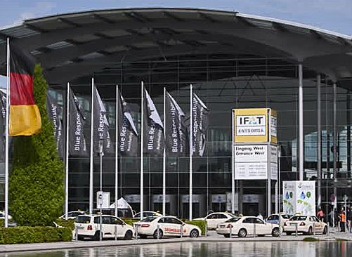 IFAT show 2014