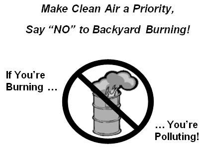 Make clean air a priority!
