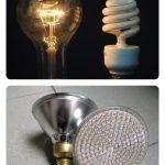 Chooseday's Choice ~ energy efficient or incandescent bulbs
