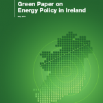 Recently Appointed Steering Group to advise on Energy Policy Paper in Ireland