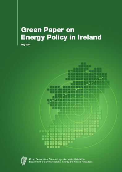 Enthusiastic response received on the future of Ireland's energy policy