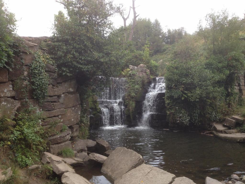 Wordless Wednesday ~ Cascading Falls