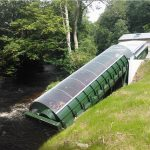 Fish-friendly hydropower at Sowton Weir
