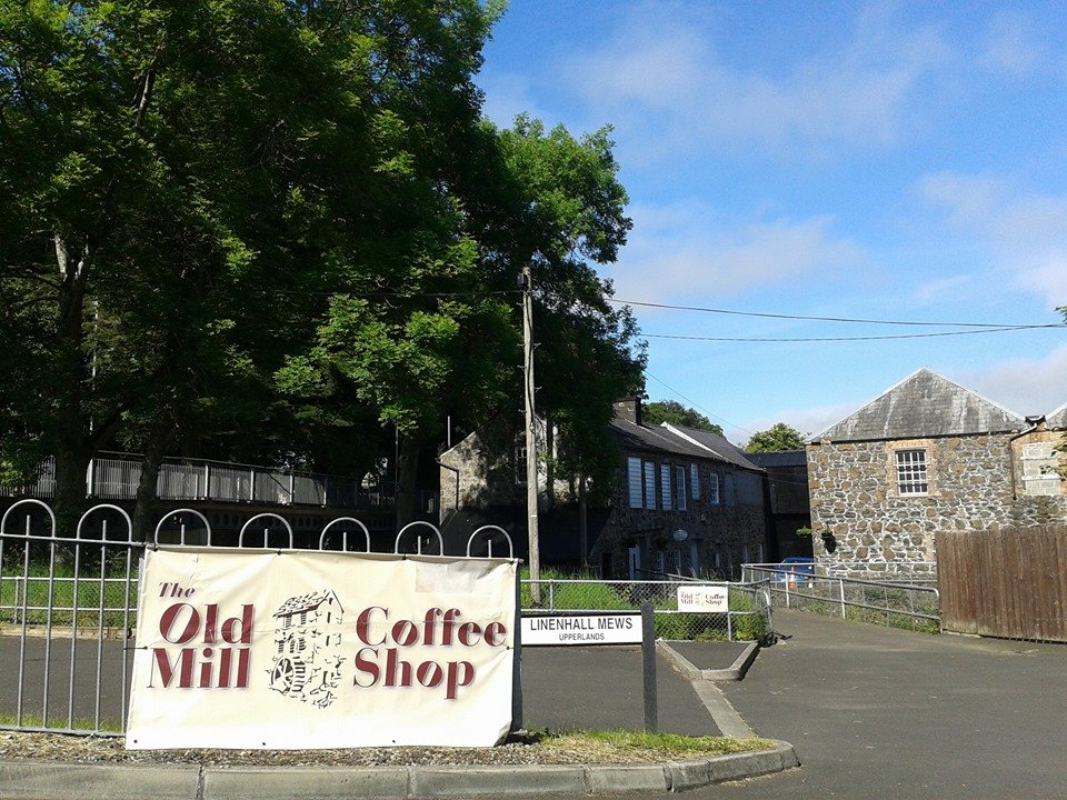 Old Mill Coffee Shop, Upperlands