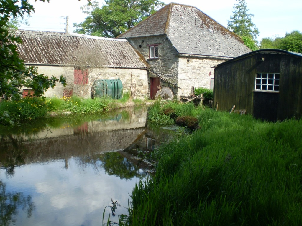 Ballyminane Traditional Water Mill., BAllindaggin, Enniscorthy